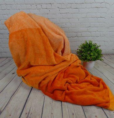 оранжевое покрывало